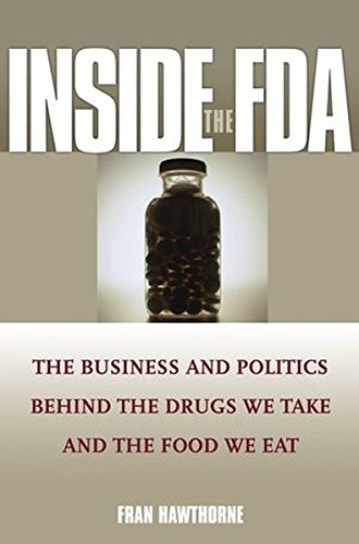 Inside FDA Business Politics Behind