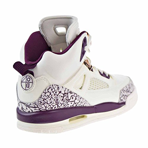 bdb0a914d2b5 Jordan Spizike GG Big Kid s Shoes Sail Bordeaux Metallic Red Bronze  535712-132