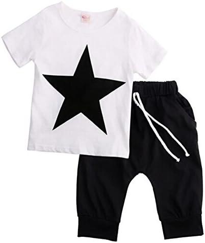 男の子 Tシャツ ロングパンツ ルームウェア パジャマ 上下セット 夏 ボーイズ Tシャツ