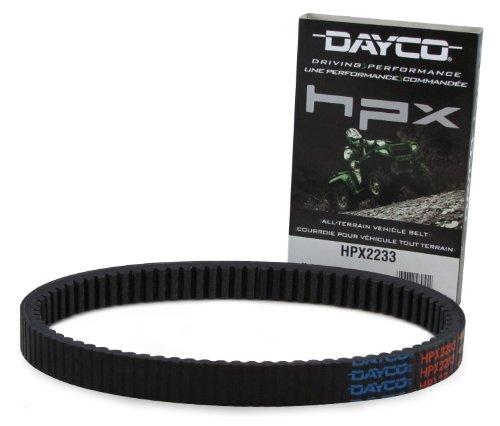 Dayco HPX2233 HPX High Performance Extreme ATV/UTV Drive (Atv Drive Belt)