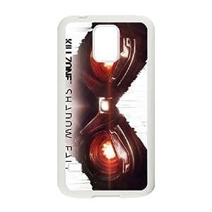 games Killzone Shadow Fall Intercept Samsung Galaxy S5 Cell Phone Case White DIY Ornaments xxy002-9195922