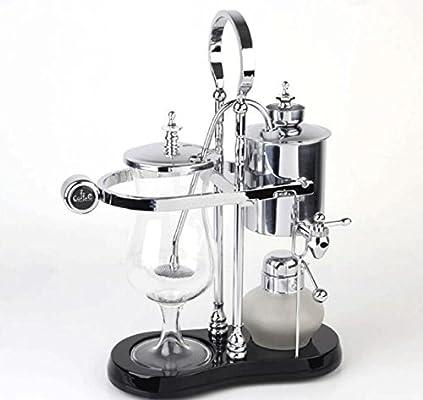 Máquina de café casa sifón semiautomático cafetera belga 450ml ...