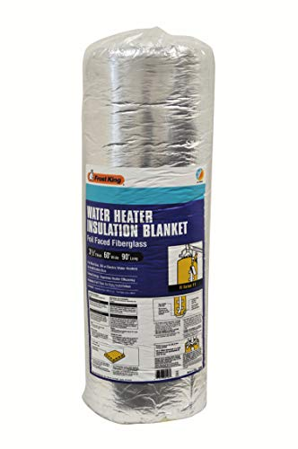 Frost King SP60 All All Season Water Heater Insulation Blanket, 3