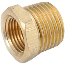 1/4x1/8 BRS Bushing by Anderson Metals