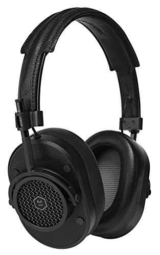 Master & Dynamic MH40 Over Ear Headphone - Black