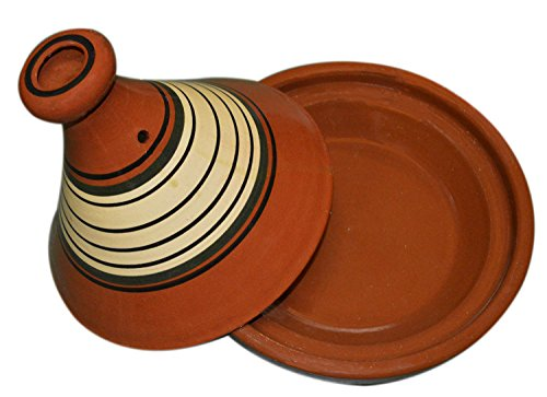 Moroccan Medium Cooking Tagine, Lead-Free by Cooking Tagines (Image #2)