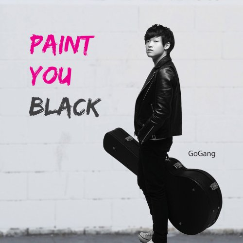 CD : Gogang - Paint You Black (Asia - Import)