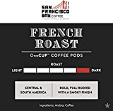 SF Bay Coffee OneCUP French Roast/Dark Roast 80 Ct