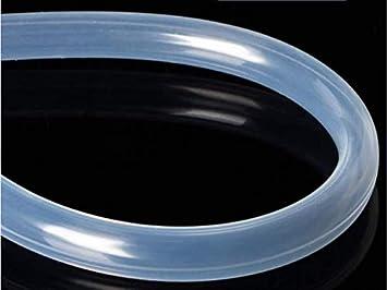 8 x 11 mm, 5 m de largo transparente Tubo de PVC
