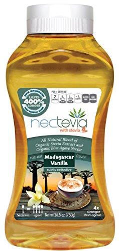 Nectevia Madagascar Vanilla Stevia Infused product image