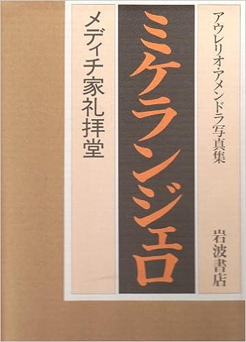 aurelio amendora photos michelangelo medici chapels 2003 isbn 4000081802 japanese import