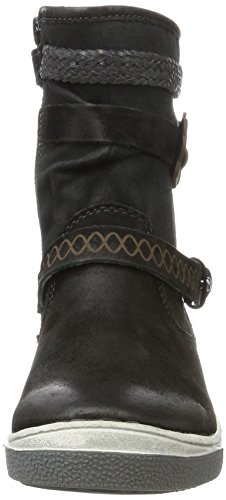 Stiefel, schwarz, black Braqeez