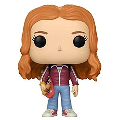 Funko Pop Television: Stranger Things - Max with Skateboard Collectible Vinyl Figure: Stranger Things: Toys & Games
