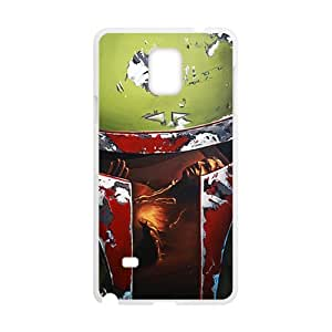 Boba Fett Brand New And Custom Hard Case Cover Protector For Samsung Galaxy Note4
