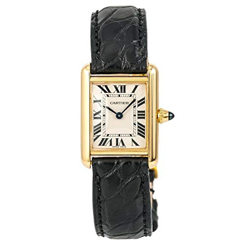 Cartier Tank Louis Cartier Quartz Female Watch W1529856 (Certified Pre-Owned)