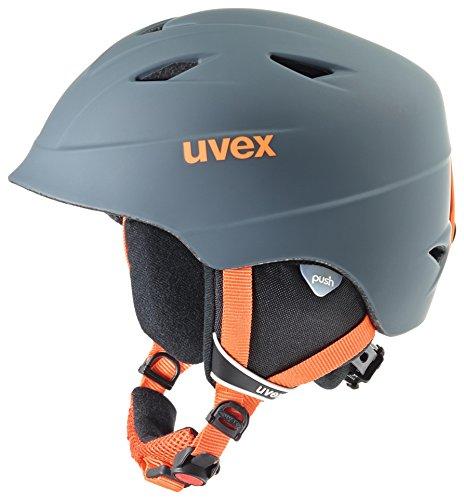 Uvex Air Wing 2 Pro - Casco de esquí para niños