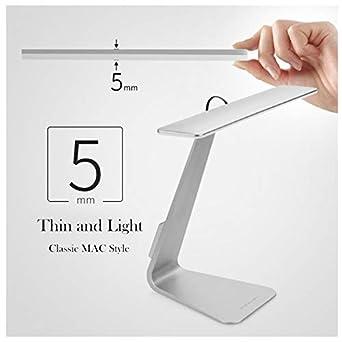 ultrafino Mac estilo lámpara de escritorio LED 3 modo atenuación ...
