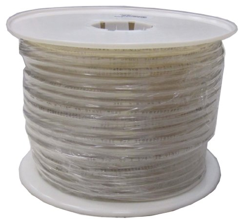 LDR Industries 515 C1006S Vinyl Hose Tubing with Spool, 250'/1/4