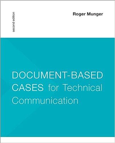 markel technical communication pdf