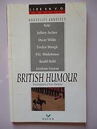 british humour : nouvelles annotées par Florent Gusdorf