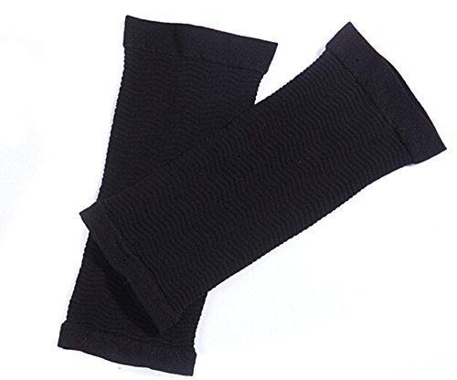 EUBUY New Fashion a Pair of Fat Burning Slimming Arm Shaper Arm Slimmer Arm Control Shapewear for Women Lady Girls.