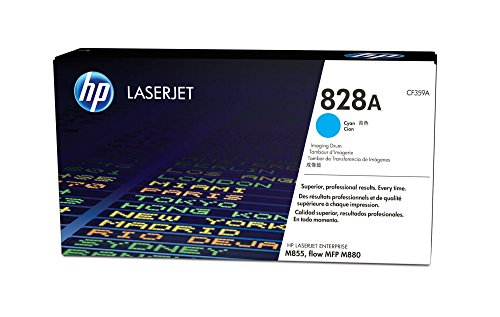 HP 828A (CF359A) Cyan Original LaserJet Image (Laser Printer Image Drum)