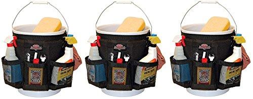 Bucket Boss AB30060 Wash Organizer (3-(Pack)) by Bucket Boss
