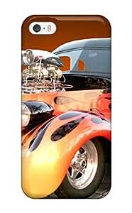 Premium KtcDLXg881FDVrw Case With Scratch-resistant/ Hot Rod Case Cover For Iphone 5/5s