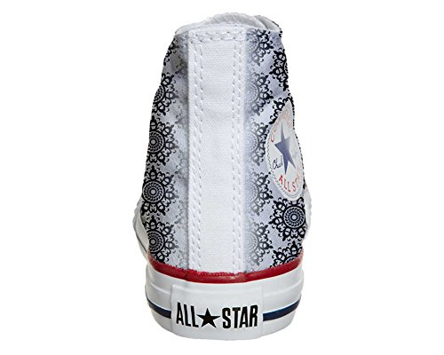 mys Converse All Star Customized - zapatos personalizados (Producto Artesano) Back Groud Abstract