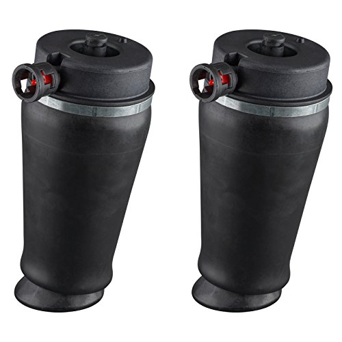 Bag Lincoln Suspension Air (Air Suspension Bag Rear (Pair) for 1997-2002 Ford Expedition Lincoln Navigator 2WD fits 517-00133/3U2Z 5580 KA/F75Z 5A891 AC/3U2Z5580KA/F75Z5A891AC/A-2148)