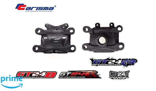 Pair Carisma 15409 GT24B Rear Suspension Arms Replacement Parts