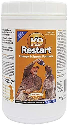 K9 Restart – 2.75lb Jar by K9 TechMix