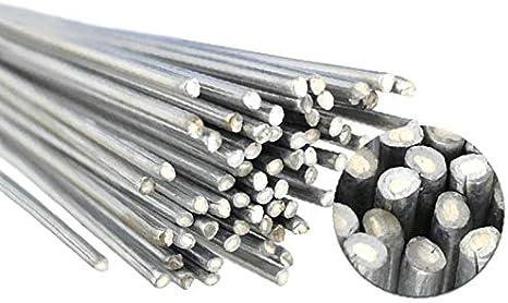 20 PCS Aluminium Flux Cored Weld Wire Easy Melt Welding Rods Soldering Work