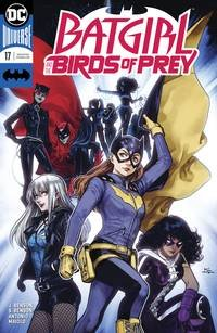 Download Batgirl and the Birds of Prey #17 Variant (12/13/17) ebook
