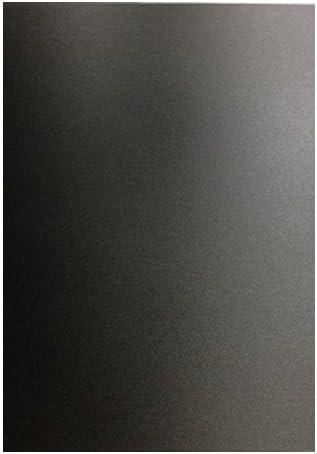 KOYO  デコパネ 素板 ブラック 300×450×5mm 1枚入り
