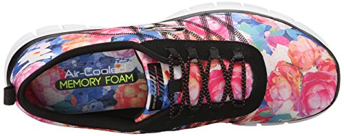 Low Glider Sneakers Skechers Women's Bkmt Posies Top C4wO7t7qx