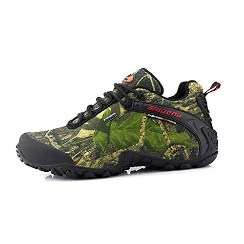 - Hiking Shoes Men Waterproof Breathable Sports Sneakers Trekking Tactical Boot