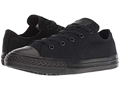 Converse Low TOP Black Mono