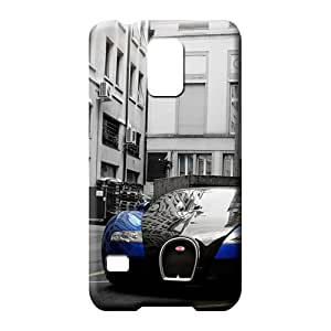 samsung galaxy s5 cell phone carrying covers dirt-proof Shock-dirt High Grade bugatti veyron grand sport 2012