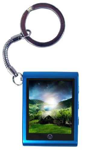 UPC 828063361810, Visual Land 1.8-Inch Digital Keychain Photo Viewer (Blue)