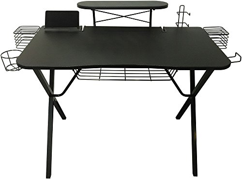 Atlantic 33950212 Gaming Desk Pro Import It All