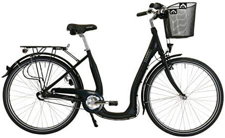 Hawk City Comfort Premium Plus - Cesto para Bicicleta (Incluye ...