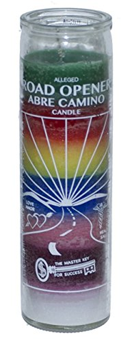 Road Opener 7 Color 7 Day Jar Candle