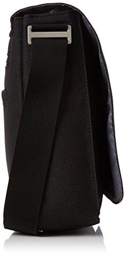 Climbing Bree 62 Style black Ivy Punch Noir Kuriertasche In Xqv1BFfqw