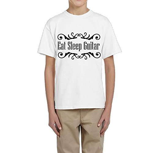 Guitar Kids Ringer T-shirt - 3