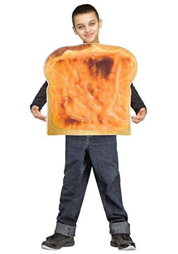 Grilled Cheese Child Costume - One (Cheese Costume)