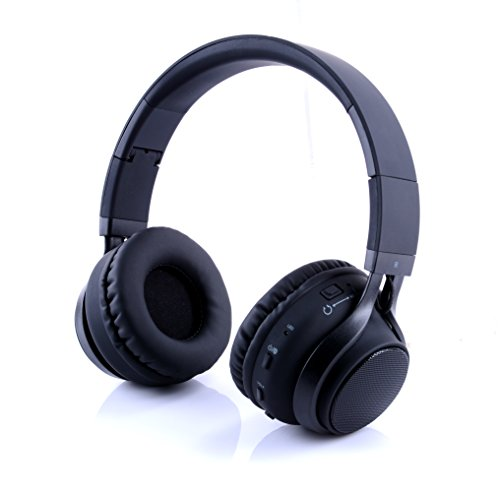 Beyution 2-in-1 Bluetooth Headphones with Bluetooth Speaker