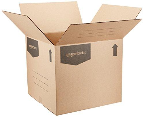AmazonBasics Moving Boxes - Medium, (Moving Boxes)