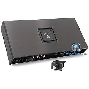 XDi 1200.6 - Arc Audio 6-Channel 600W RMS Class D Full Range Amplifier