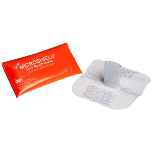 Microtek Medical Cpr Microshield - 2